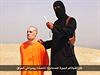 Vražda válečného zpravodaje Jamese Foleyho.