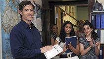 Zavra�d�n� v�le�n� zpravodaj James Foley na archivn�m sn�mku z besedy s...