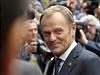 Polsk� premi�r Donald Tusk