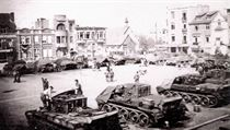 P�ed 70 lety se �echoslov�ci vylodili u Dunkerque