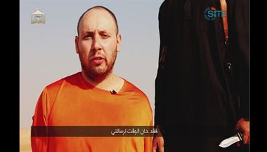 Americký noviná� Steve Sotloff na videu islamist�   na serveru Lidovky.cz   aktu�ln� zpr�vy