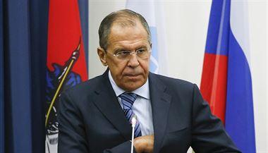 Ruský ministr zahrani�í Sergej Lavrov. | na serveru Lidovky.cz | aktu�ln� zpr�vy