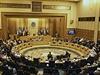 Zasedání Ligy Arabských Států v Káhiře.