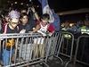 Prodemokratičtí aktivisté se v Hongkongu střetli s policií.