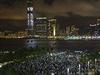 Hnutí Occupy Central: obyvatelé Hongkongu prostestují proti omezování politických svobod.