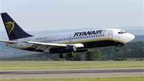 Boeing 737 společnosti Ryanair