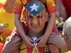 Odtrhne se nejlidnatější provincie od Španělska?