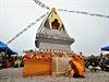 Buddhisté v Těnovicích na jižním Plzeňsku odhalili 14. září svoji první stavbu v Česku