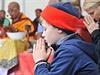 Buddhisté v Těnovicích na jižním Plzeňsku