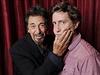 Herec Al Pacino s režisérem Davidem Gordonem Greeneftem představili film Manglehorn .