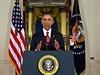 Americk� prezident Barack Obama oznamuje strategii boje proti Isl�msk�mu st�tu,