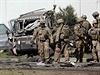 Taliban �to�il u americk�ho velvyslanectv� v afgh�nsk� metropoli K�bulu,...