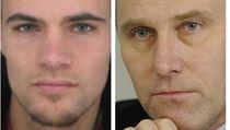 �idi� z BMW Marek P��ek a Vladim�r Dbal� se setkali  ve v�znici na Pankr�ci.