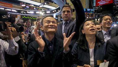 Jack Ma na burze.   na serveru Lidovky.cz   aktu�ln� zpr�vy