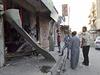 Následky amerických nálet� na syrskou oblast Rakka. | na serveru Lidovky.cz | aktu�ln� zpr�vy