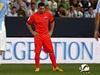 Rozb�h a st�ela! Lionel Messi se soust�edí na p�ímý kop. | na serveru Lidovky.cz | aktu�ln� zpr�vy