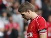 Smutný hrdina. Kapitán Liverpoolu Steven Gerrard nejd�íve poslal sv�j tým do... | na serveru Lidovky.cz | aktu�ln� zpr�vy