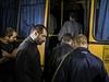 Výměna válečných zajatců mezi ukrajinskou armádou a separatisty: propuštění separatisté.