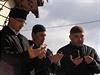 Modlitba Krymských Tatarů.