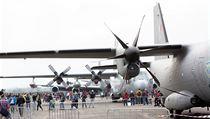 Na leti�ti v Mo�nov� na Novoji��nsku za�aly 20. z��� v�kendov� Dny NATO a Dny...