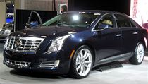 Cadillac XTS, na autosalonu v roce 2013. | na serveru Lidovky.cz | aktu�ln� zpr�vy