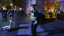 Britsk� policie (ilustra�n� sn�mek).