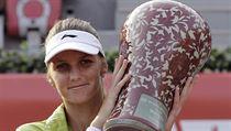 Karolína Plíšková ovládla turnaj v Soulu.