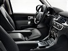 Interiér Land Roveru Discovery 4
