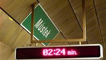 Dopravn� podnik hl. m. Prahy testoval n�stupi�tn� panely, kter� by m�ly...