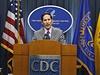 �editel americk�ho St�ediska pro kontrolu a prevenci nemoc� (CDC) Dr. Thomas Frieden