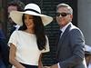 Clooneyho žena se stává podobnou ikonou jako např. vévodkyně Kate