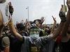 Prodemokratick� protesty v Hongkongu pokra�uj� i v p�tek a nad�le maj� klidn� pr�b�h.