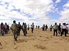 Kurdov� na turecko-syrsk�ch hranic�ch pozoruj� boje mezi kurdsk�mi jednotkami a...