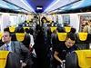 RegioJet p�edstavil nov� vagon od rumunsk� firmy Astra. Celkem jich objednal deset za 250 milion� korun.