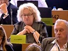 Miroslav Ransdorf (KS�M) usnul p�i grilování V�ry Jourové v europarlamentu | na serveru Lidovky.cz | aktu�ln� zpr�vy