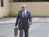 Prezidentu Miloši Zemanovi gratuloval k 70. narozeninám také bývalý český politik a diplomat Jan Kavan.