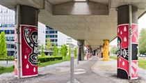 Víde� má novou stálou streetartovou realizaci. Stojí za ní brazilský výtvarník... | na serveru Lidovky.cz | aktu�ln� zpr�vy