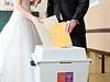 V Hradci Králové volili i svatebčané