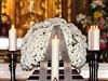 �estn� str� u rakve Pavla Landovsk�ho. Jeho poh�eb se uskute�nil v p�tek 17.10. v kostele sv. Ign�ce v Praze.