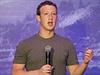 Zakladatel Facebooku Mark Zuckerberg.   na serveru Lidovky.cz   aktu�ln� zpr�vy