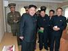 40 dn� v �stran�. Kim �ong-un se op�t objevil na ve�ejnosti.