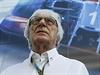 Šéf formule 1 Bernie Ecclestone.