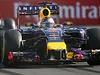 Pilot Red Bullu Sebastian Vettel.