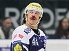 Hokejista Plzně Ryan Hollweg.