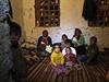 Kurdští uprchlíci z města Kobani, které se snaží dobýt radikálové z Islámského státu.