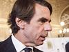 Jedním z hostů Fora 2000 byl i španělský politik José María Aznar (vlevo).