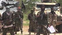 Militanti z islamistické sekty Boko Haram. V�dce hnutí Abú Bakr �ekau druhý... | na serveru Lidovky.cz | aktu�ln� zpr�vy