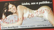 Sex a převlečení kabátu nestačí. Propadl Železný, Řihák, Jančík i Janáčková