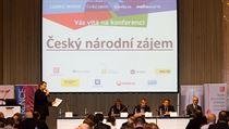 Ministr Andrej Babi� a Hynek Kmoní�ek na konferenci �eský národní zájem | na serveru Lidovky.cz | aktu�ln� zpr�vy