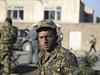 Afghánistán rozhodně není klidnou zemí. Bombové atentáty jsou zde na denním pořádku. Tento voják měl štěstí a vyvázl bez zranění.